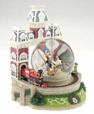 Your Wdw Store Disney Snow Globe Mickey Amp Friends