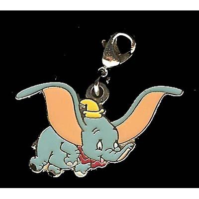 Disney Dangle Charm Dumbo