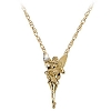 Disney Necklace - 14-Kt. Gold and Diamond Tinker Bell