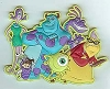 Disney Magnet - Monsters Inc