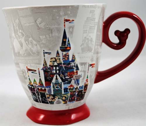 Your Wdw Store Disney Coffee Cup Mug Disney World 40th