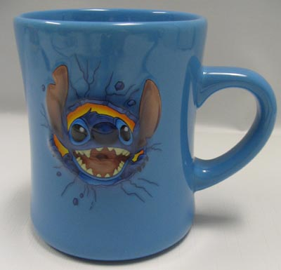 Disney Coffee Cup - Lilo & Stitch Experiment 626