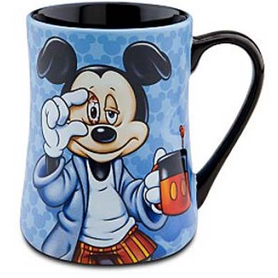 9be6c6115f6bc Disney Coffee Cup - Mornings Mickey Mouse