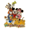 Disney Mickey Gang Pin - Walt Disney World