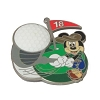 Disney Mickey Pin - Mickey Mouse Free-D Golf Ball