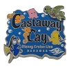 Disney Castaway Cay Pin - Nemo and Friends