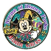 Disney Mardi Gras Pin - 2010 - Mickey Mouse