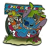 Disney Spring Break Pin - 2010 - Stitch