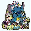 Disney Easter Pin - 2010 - Stitch