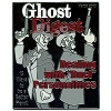 Disney Haunted Mansion Magazine Pin - Ghost Digest