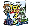 Disney Toy Story Pin - Toy Story 3 - Opening Day