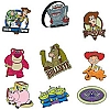 Disney Mystery Pin - Toy Story 3 - 2 Pins