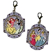Disney Lanyard Medal - Princess Spinner
