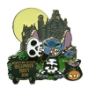 Disney Stitch Pin - Mickey's Not So Scary Halloween Party 2010