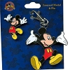 Disney Lanyard Medal and Pin Set - Mickey Mouse
