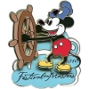 Disney Festival of the Masters Pin - 2010 Logo