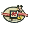 Disney Mickey Pin - Walt Disney World 40th Anniversary - Logo