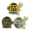 Disney Tinker Bell Pin - Walt Disney World 40th Anniversary - Locket