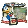 Disney Donald Pin - Walt Disney World 40th Anniversary - Donald Duck