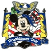 Disney Presidents Day Pin - 2011 - Mickey Mouse