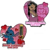 Disney Valentine's Day Pin - 2011 - Lilo and Stitch