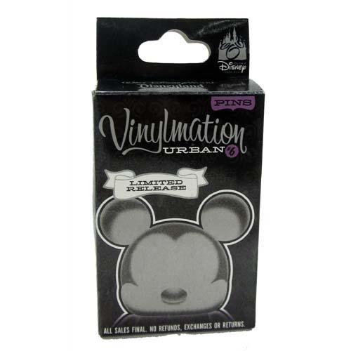 Disney Mystery Pin Box - vinylmation Urban #8