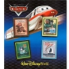Disney Booster Pin Collection - Cars Disney World Attraction Posters