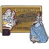 Disney 40th Anniversary Pin - Cinderella's Golden Carousel