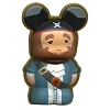 Disney vinylmation Pin - 3D - Pirates of the Caribbean Auctioneer