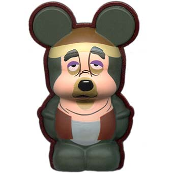 Disney vinylmation Pin - 3D - Big Al