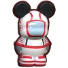 Disney vinylmation Magnet - 3D - Mission Space Suit Red Attraction