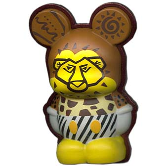 Disney vinylmation Pin - 3D - Festival of the Lion King