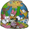 Disney Flower & Garden Festival Pin - 2011 Donald Duck - DVC