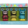 Disney Vinylmation Pin Set - 3D - Cutesters