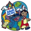 Disney School's Out Pin - 2011 Lilo and Stitch