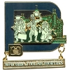 Disney Classic D Collection Pin - The Haunted Mansion Attraction