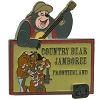 Disney 40th Anniversary Pin - Country Bear Jamboree