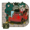 Disney Classic D Collection Pin - Mr. Toad's Wild Ride