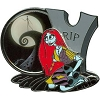 Disney Nightmare Before Christmas Pin - Sally with Spiral Hill