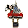 Disney 40th Anniversary Pin - I Was There! Mickey Mouse