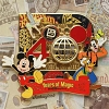 Disney 40th Anniversary Pin - Jumbo Pin