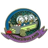 Disney 40th Anniversary Pin - Magic Kingdom - Tomorrowland Nephews