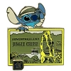 Disney 40th Anniversary Pin - Jungle Cruise - Stitch