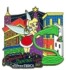 Disney Osborne Lights Pin - 2011 Tinker Bell