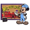 Disney 40th Anniversary Pin - Walt Disney World Railroad - Mickey
