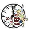 Disney New Year Pin - 2012 - Tinker Bell