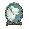 Disney Tinker Bell Birthstone Collection Pin - December - Cameo