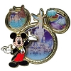 Disney Mickey Mouse Icon Pin - Magic Kingdom Park