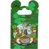 Disney St. Patrick's Day Pin - Luck 'O the Irish - Chip 'n Dale
