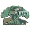 Disney Animal Kingdom Pin - 2012